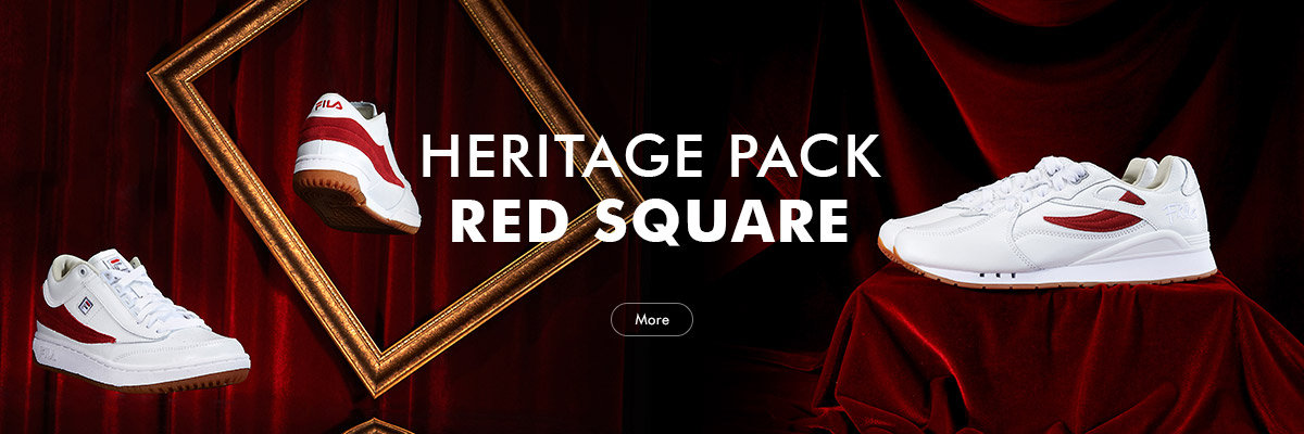 HERITAGE PACK</br>RED SQUARE