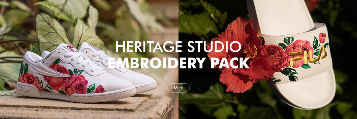HERITAGE STUDIO<br>EMBROIDERY PACK