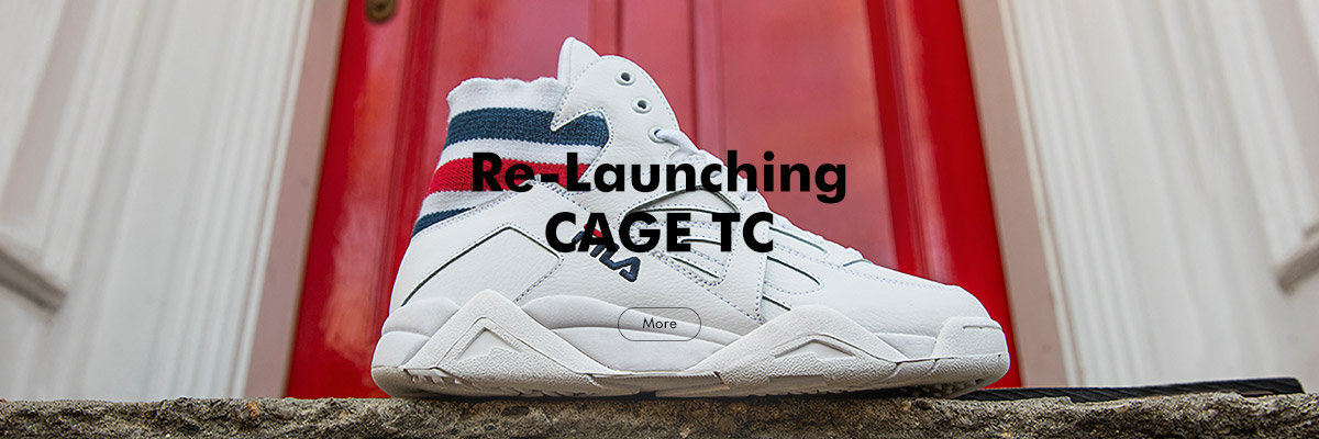 RE-LAUNCHING<br>CAGE TC