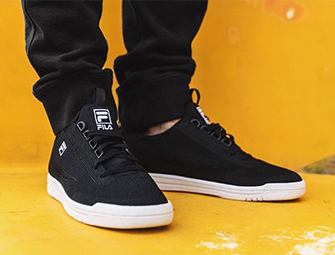 The FILA Original Tennis Receives a Knit Update