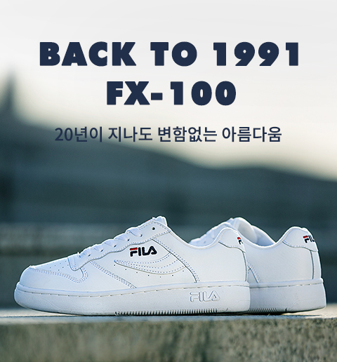 Back to 1991 FX-100