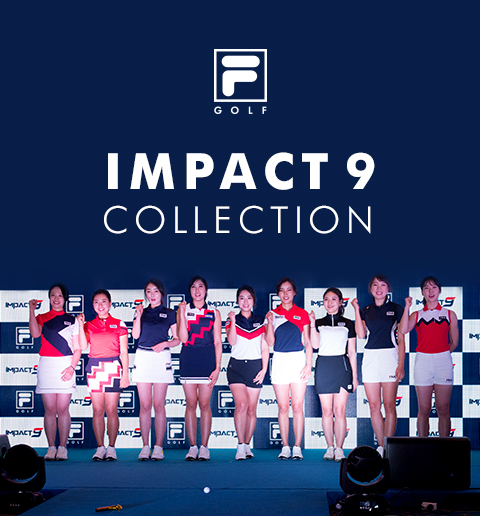 FILA GOLF IMPACT 9 COLLECTION