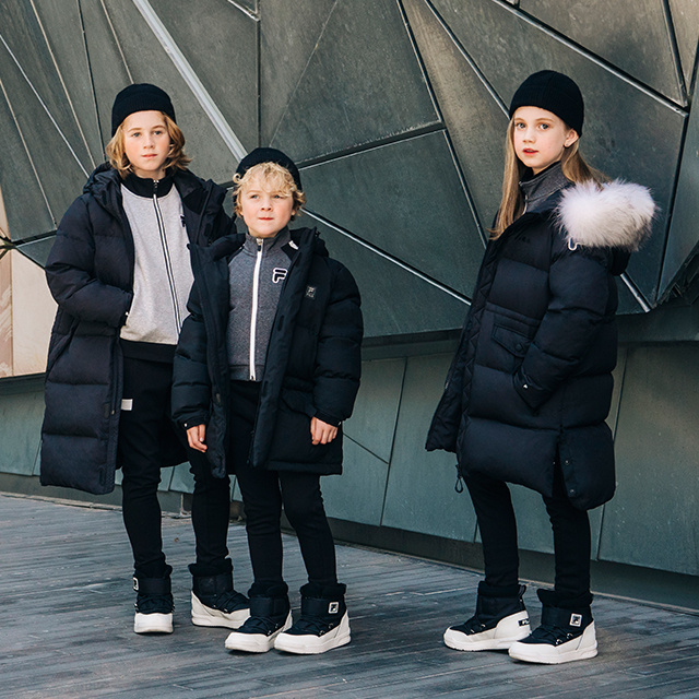 FILA KIDS WINTER COLLECTION