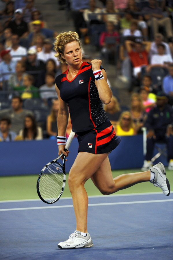 0ff8b3cbbe5f (FILA North America) - To commemorate Kim Clijsters  upcoming International  Tennis Hall of Fame (ITHF) induction and longstanding relationship with FILA