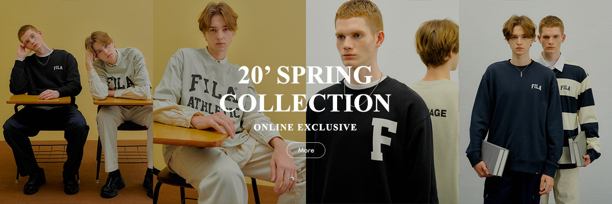 2020 SPRING  EXCLUSIVE COLLECTION