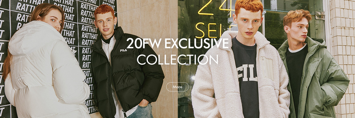 20FW EXCLUSIVE COLLECTION