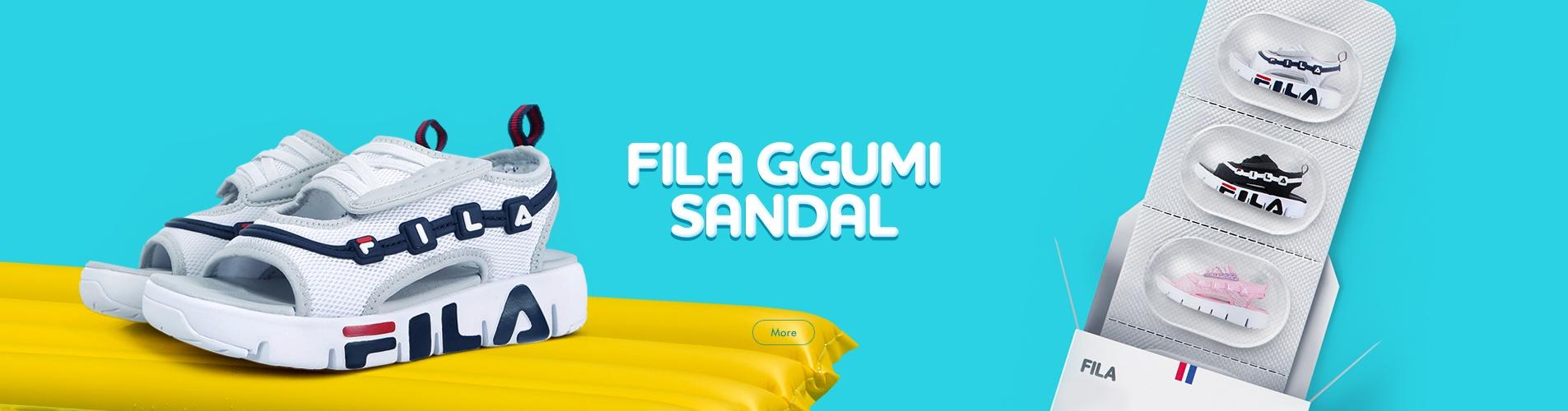 FILA KIDS GGUMI SANDAL