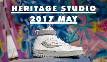 HERITAGE STUDIO MAY