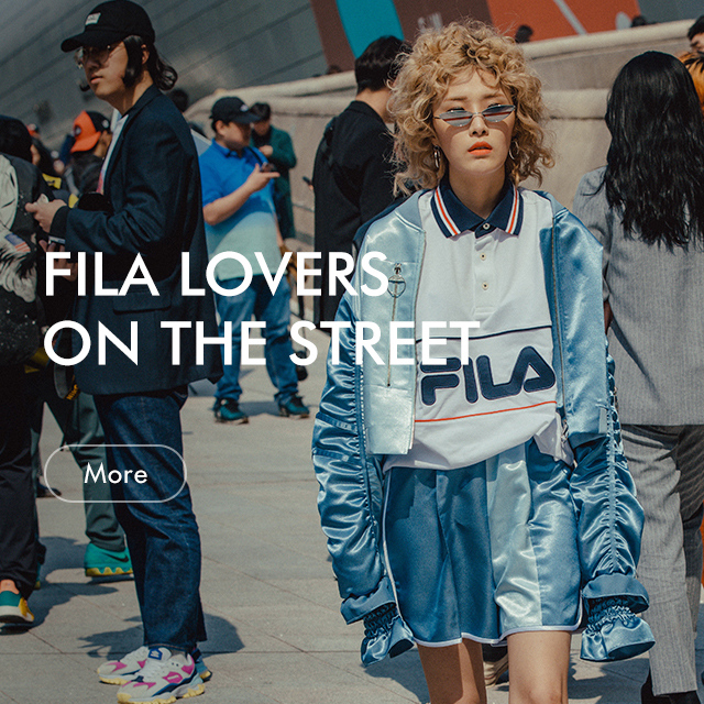 FILA LOVERS ON THE STREET mobile