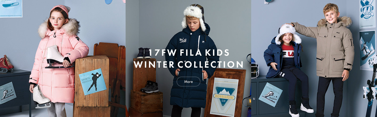 2017FW KIDS NEW WINTER COLLECTION