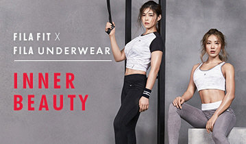 FILA FIT X FILA UNDERWEAR INNER BEAUTY