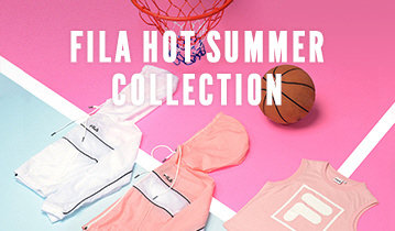 FILA HOT SUMMER COLLECTION