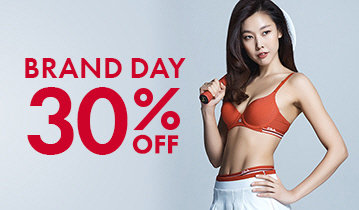UNDERWEAR Brand day 30% 0ff