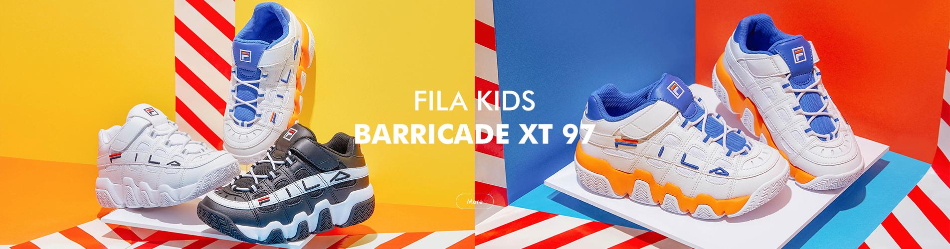 KIDS BARRICADE XT 97