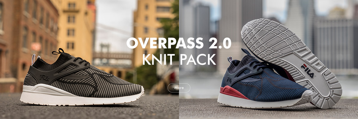 OVERPASS 2.0 KNIT PACK
